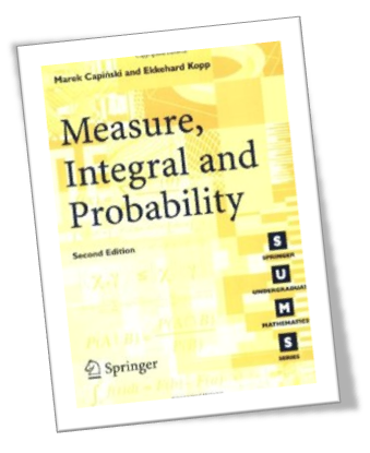 measure integral and probability pdf